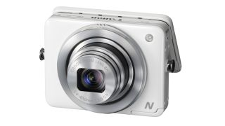 "Canon reveals PowerShot N with ""unconventional"" design"