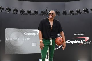 Russell Westbrook at the 2017 ESPYS Awards