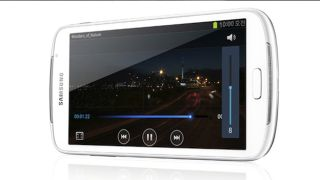 Giant Samsung Galaxy Player 5.8 launched ahead of IFA