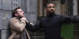 What It Was Like For Fantastic Four's Jamie Bell And Michael B. Jordan To Reunite On Tom Clancy's Without Remorse