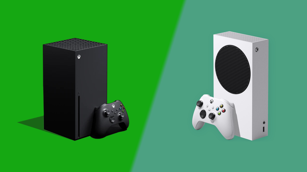 Xbox Series X Vs Xbox Series S Which Xbox Will Be Right For You Techradar