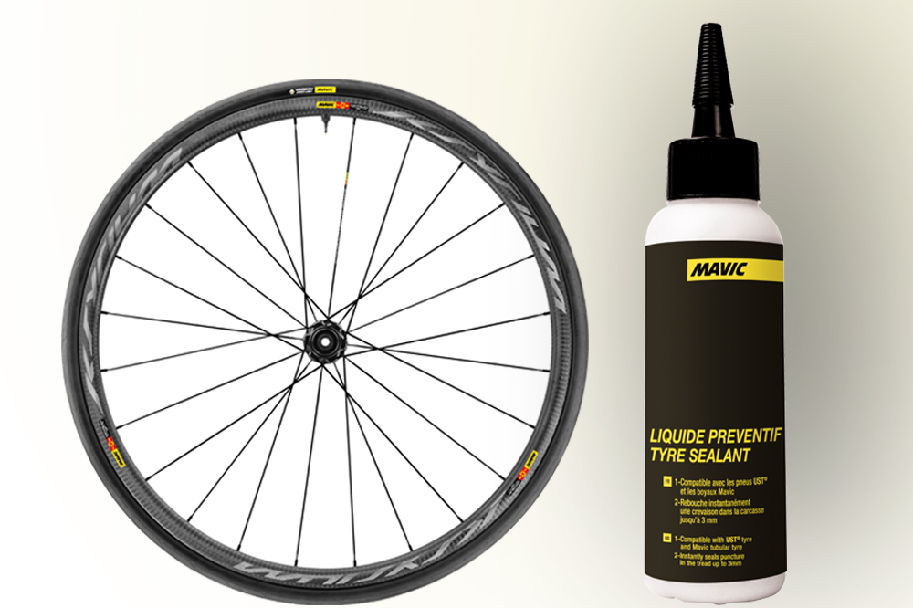 edace14070d Mavic finally goes tubeless – everything you need to know about Mavic Road  UST