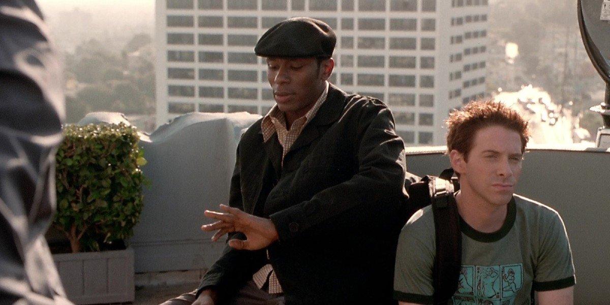 Mos Def, Seth Green - The Italian Job (2003)