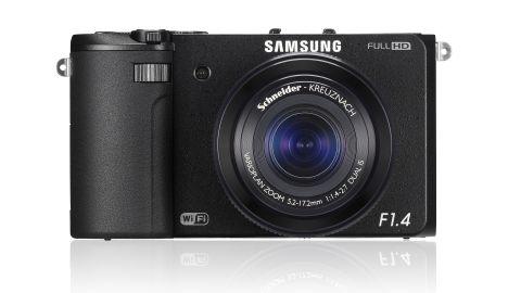 Samsung EX2F review