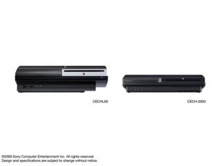 Sony to make loss on initial batches of PS3 Slim