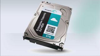 6TB hard drive from seagate