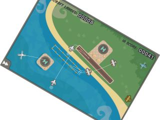 iPad Flight Control 3D