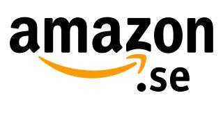 En redigerad Amazon-logotyp