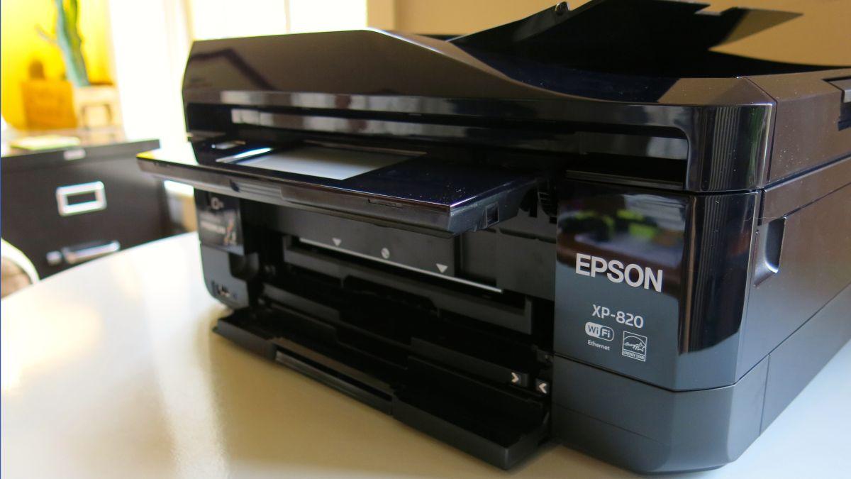 Epson Xp 820 Review Techradar
