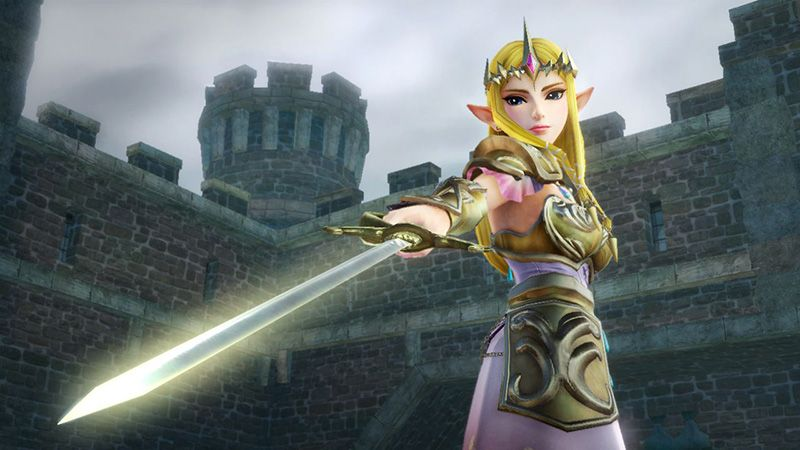 Nintendo is moving closer to gender equality than most major publishers