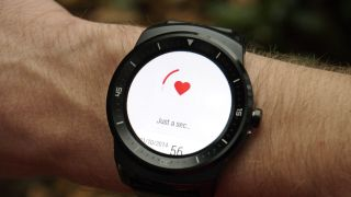 Android Wear fitness
