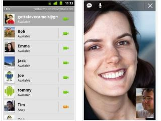 Google brings video chat to the Nexus S