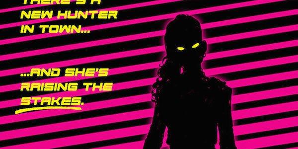 Blade Daughter Fallon Grey Marvel comics