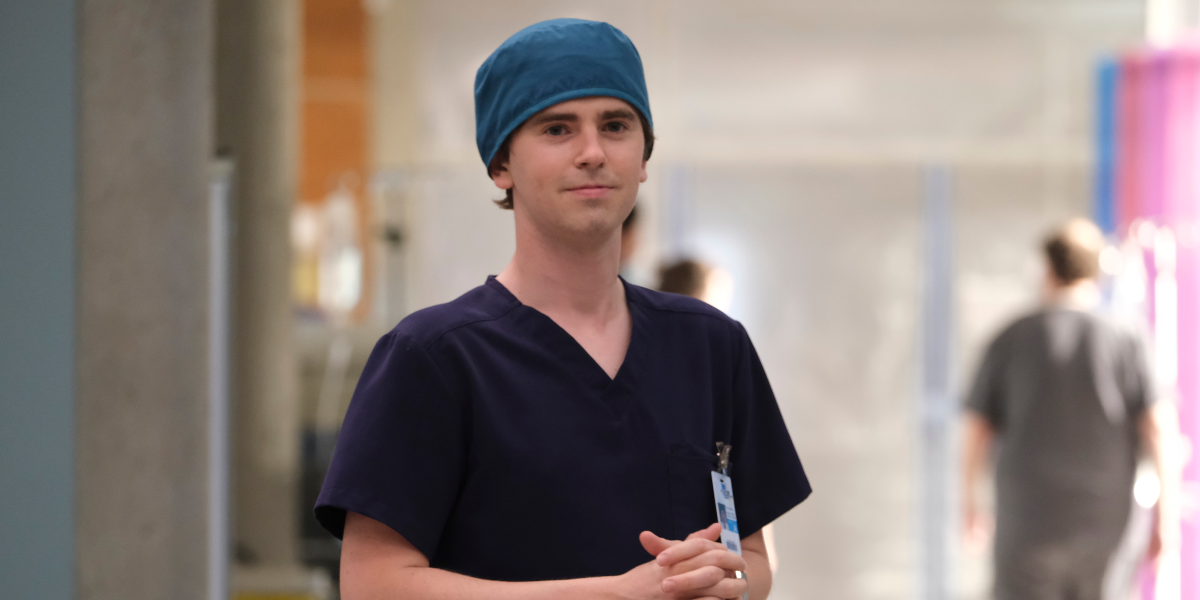 The Good Doctor Shaun Murphy Freddie Highmore ABC