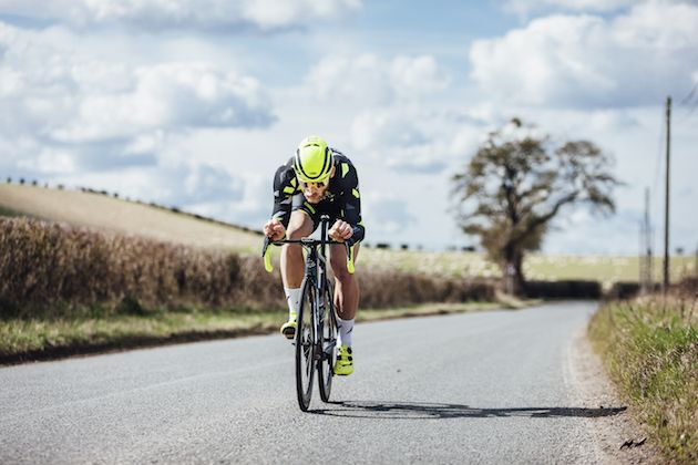 Free speed: Six ways to make yourself and your bike more aero without spending money