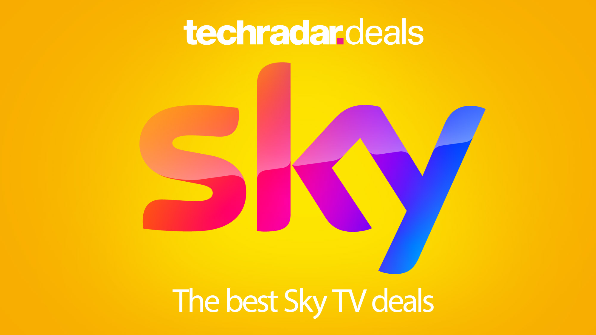 The Best Sky Tv Deals Packages And Sky Q Offers For Black Friday 2020 Techradar