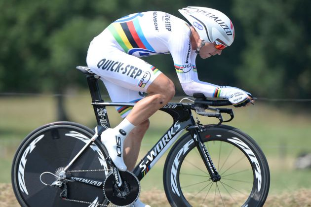 Tony Martin Wins Tour Time Trial As Chris Froome Extends Race Lead
