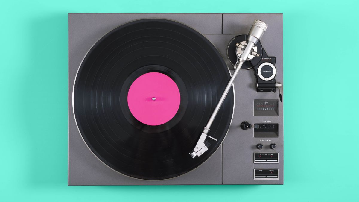 How to set up a turntable