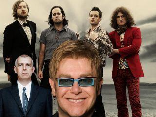Elton John, some Killers and a Pet Shop Boy walk into a bar...