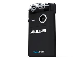 Alesis VideoTrack: use it to capture audio and video.