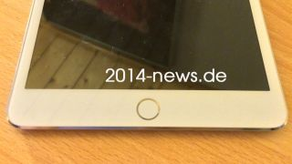 iPad mini 2 rocks up with Touch ID, and then without it