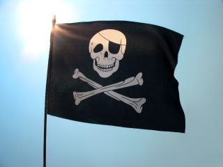 Piracy seems to be afoot at Google HQ