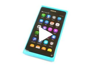 TechRadar's video hands on with the Nokia N9