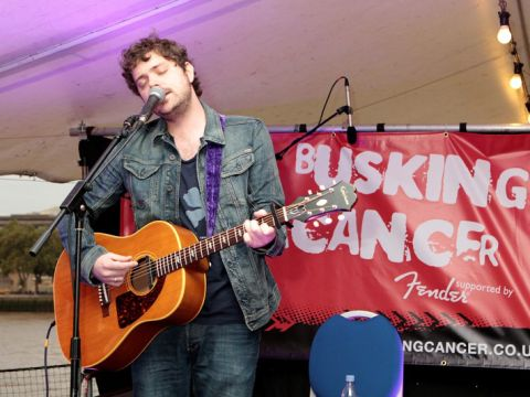 Why not put on a gig to raise money for Cancer Research UK?