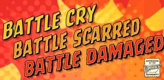 Font of the day: Battle Cry