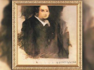 "Parisian art collective Obvious created this ""Portrait of Edmond De Belamy"" using artificial intelligence."