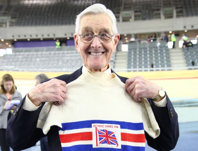 Tommy Godwin London Velodrome