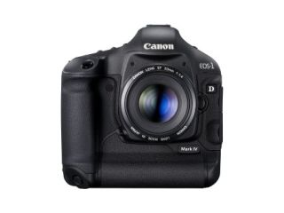 The Canon EOS 1D Mark IV can see in the dark