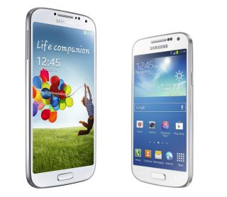 Samsung Galaxy S4 vs Galaxy S4 Mini: specs comparison