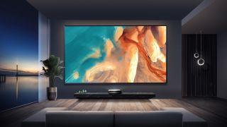 Hisense's L9G laser TV promises to raise the picture quality bar