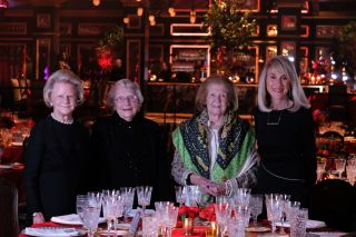 From left: Detroit Lions' Martha Firestone Ford, Chicago Bears' Virginia McCaskey, Pittsburgh Steelers' Patricia Rooney, and Kansas City Chiefs' Norma Hunt.