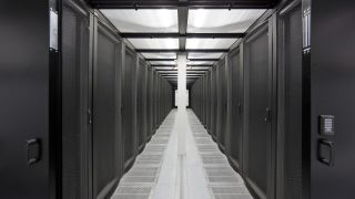 In the heart of a data centre