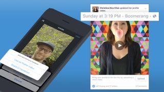 Facebook wants third-party video apps to make your profile pic