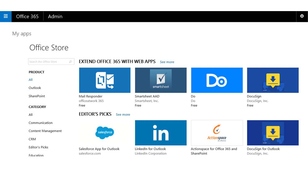 Office 365 Store Saves Time With Single Sign On To Web Apps Techradar