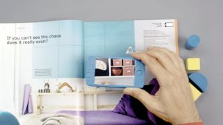Ikea revamps print catalogue with augmented reality X-Ray features
