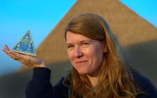 "Archaeologist and author Sarah Parcak digs deep in her new book ""Archaeology From Space."""