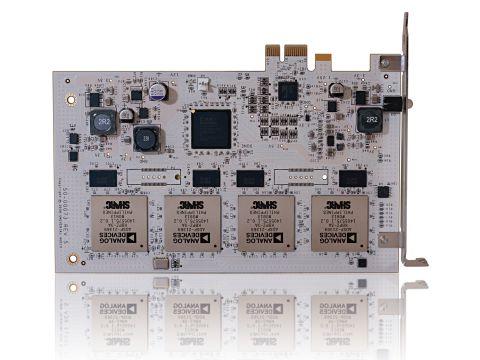 The UAD-2 Quad features four SHARC processors.