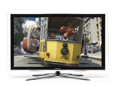 Samsung 40C7000 3D TV