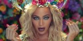 Beyonce Shares Artsy Photo With Her Twins