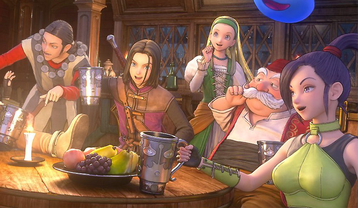 Dragon Quest 11's true ending is remarkable, if you have 100 hours
