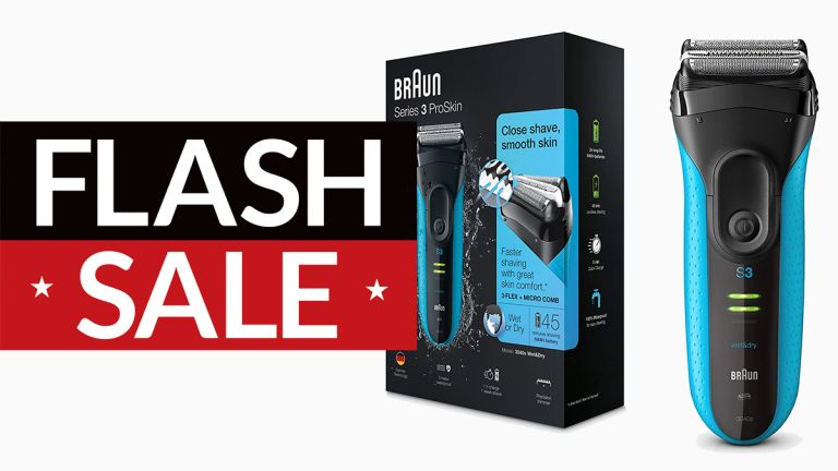 Braun Series 3 ProSkin 3040s Electric Shaver Black Friday