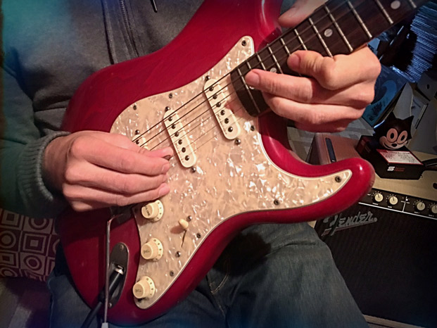How To Inject Unusual Jarring Chord Voicings Into Metal Rhythm