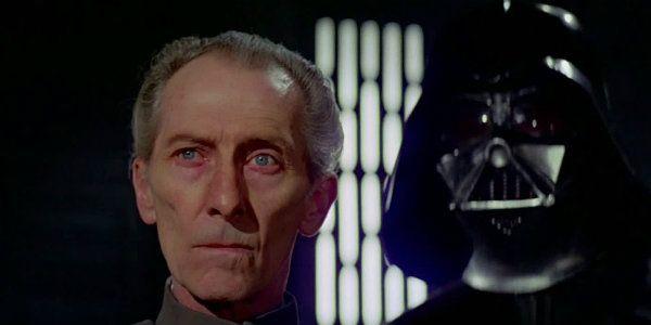 Grand Moff Tarkin Star Wars