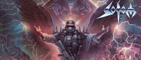 Sodom: Genesis XIX album cover