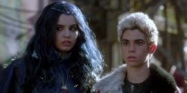Descendants Co-Star Sofia Carson Mournfully Recalls Learning About Cameron Boyce's Tragic Death