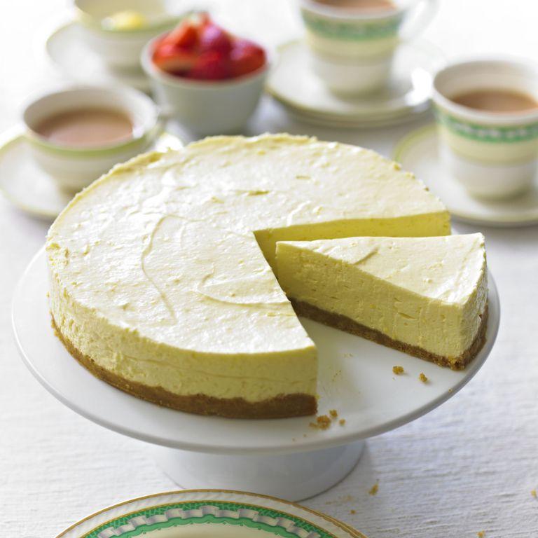 Lemon Cheesecake recipe-Cheesecake recipes-recipe ideas-new recipes-woman and home